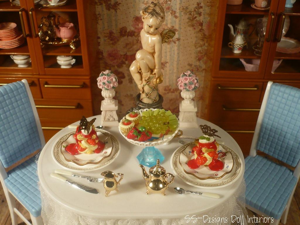 Victorian Tea Tablescape