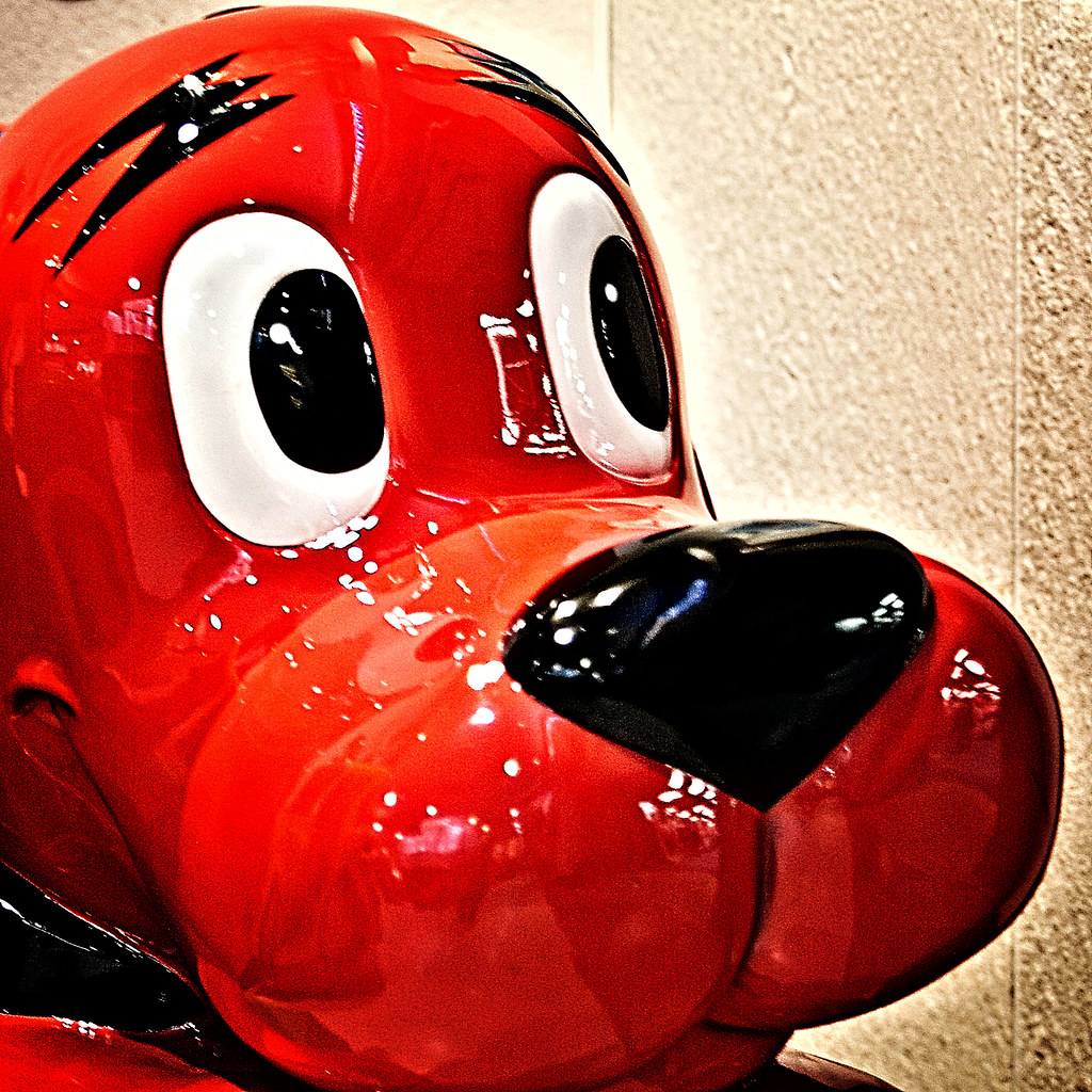 Clifford The Big Red Dog Kc Voice