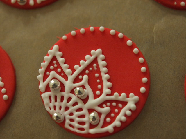 Mehndi Cake Toppers : Mehndi cupcake toppers flickr photo sharing