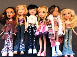Bratz collection | by Softness