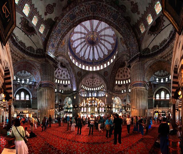 Say đắm với vẻ đẹp huyền hoặc của thành phố cổ kính Istanbul