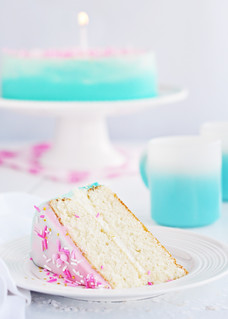 Sliced Pastel Vanilla Cake | by Sweetapolita