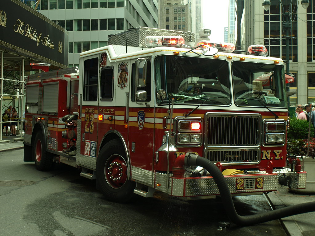 Fdny The New York City Fire Department Or The Fire