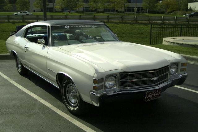 Culvers Lake Orion Car Show