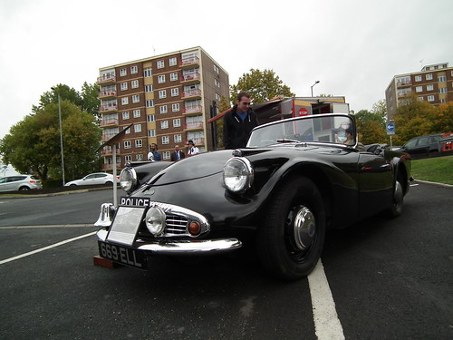 Daimler SP250 | by Beasty /:)