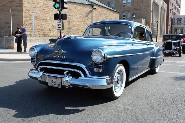 1950 oldsmobile futuramic 88 2 door sedan 4 of 17 for 1950 oldsmobile 4 door