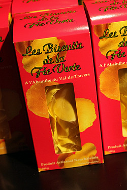 swiss abstinthe biscuits | by David Lebovitz