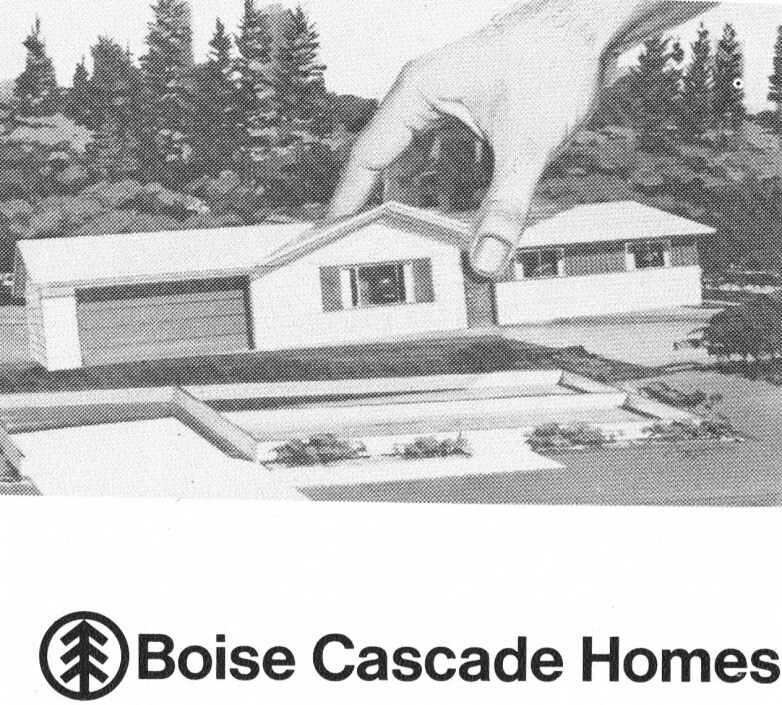 boise cascade homes 1973 these affordable new three bedroo flickr