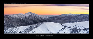 Mount Hotham Sunrise | by Neal Pritchard Photography