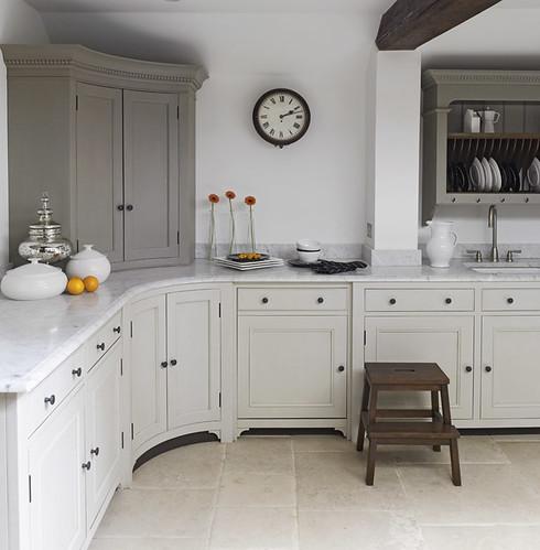 Chalon Concave Kitchen  The classic Chalon concave corner
