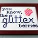 Glitter Berries