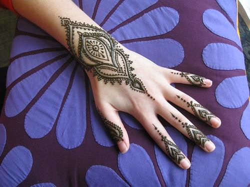 Henna Wrist Bracelet: Henna.elements