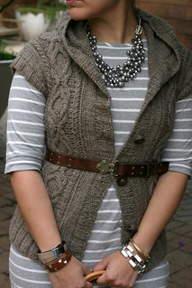 Knit Style: Heather Hoodie | by tentenknits