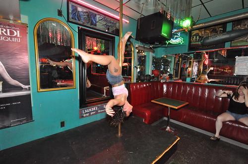 Landing strip pub