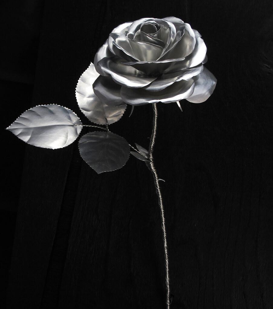 Rose sheet metal