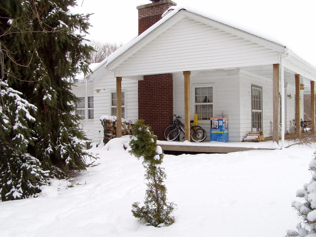 0616 River Terrace House | 2004 | Left Side (West Side ...