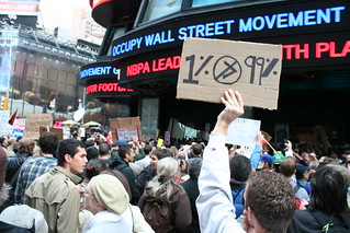 Occupy Wall Street | by BlaisOne