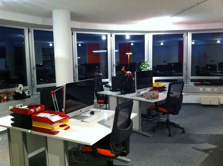 Bureaux cdp les bureaux rang s des chefs de projets for Bureau entreprise design