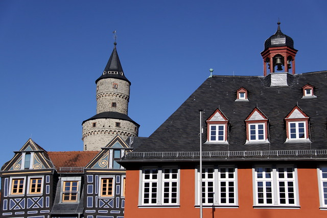 schiefes haus aka crooked house town hall and witches tower idstein germany flickr. Black Bedroom Furniture Sets. Home Design Ideas