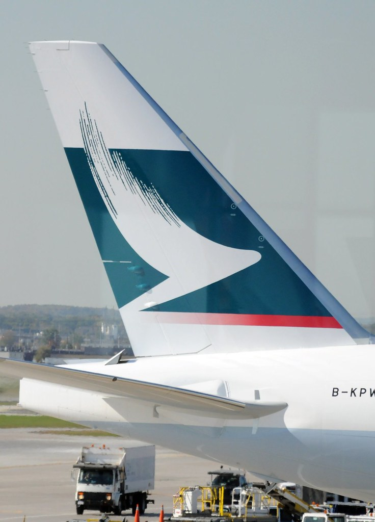 airline tail logo airline logos cathay pacific