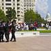 2011 09 11 - 6749 - Washington DC - Police Officers at Freedom Plaza