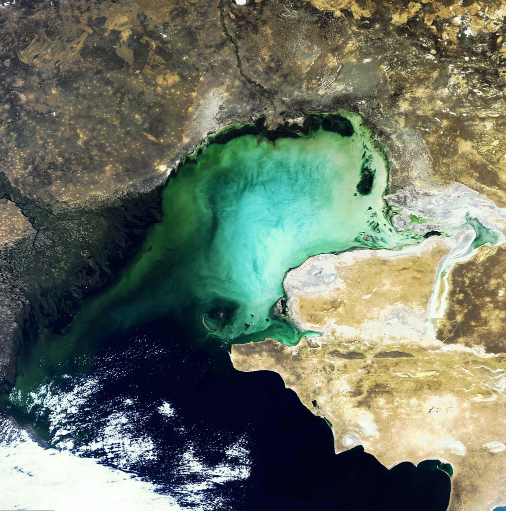 North Caspian Sea