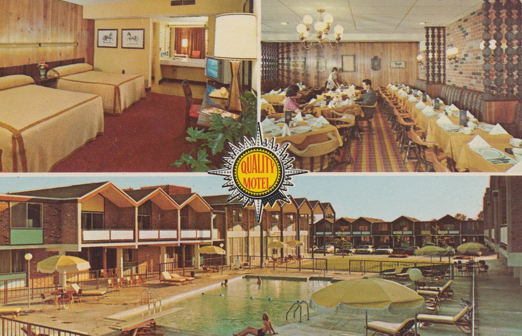 Quality Motel Jackson - Jackson, Michigan