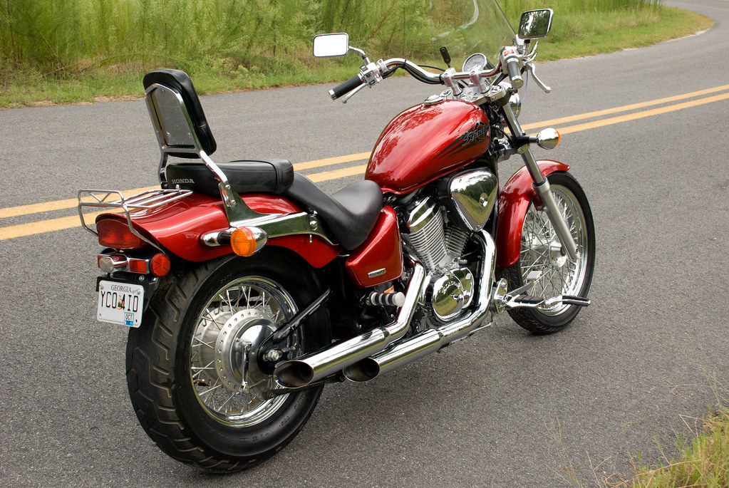 honda shadow vlx 600 bonnie 39 s 2006 honda shadow vlx 600. Black Bedroom Furniture Sets. Home Design Ideas