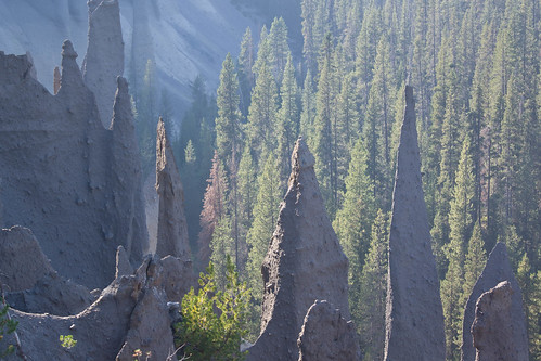 The Pinnacles | by nestwatcher