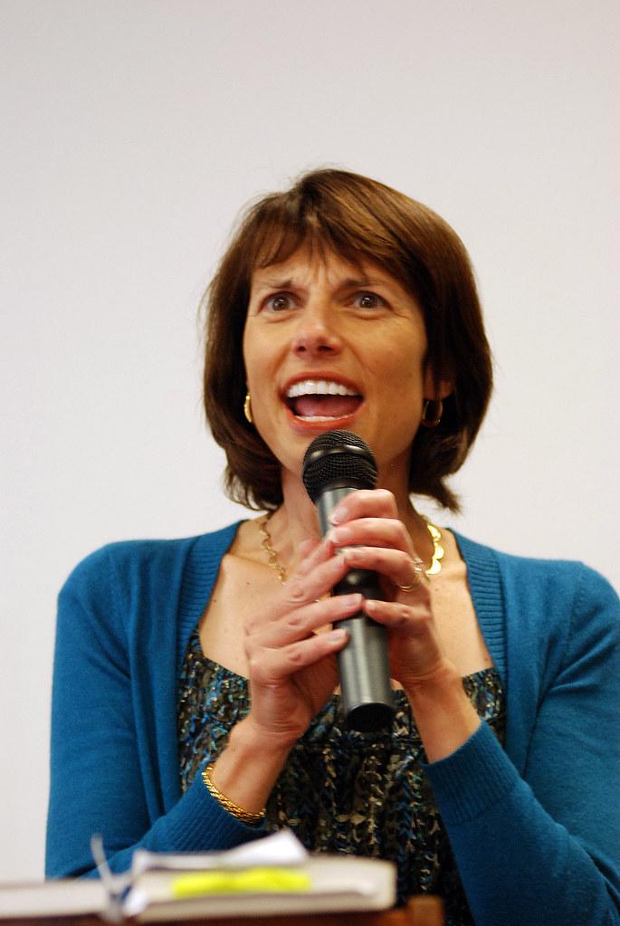 Margaret Peterson Haddix 9 22 11 Photo By Julie Cruise
