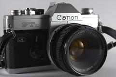 Canon ftb by Victor Serri