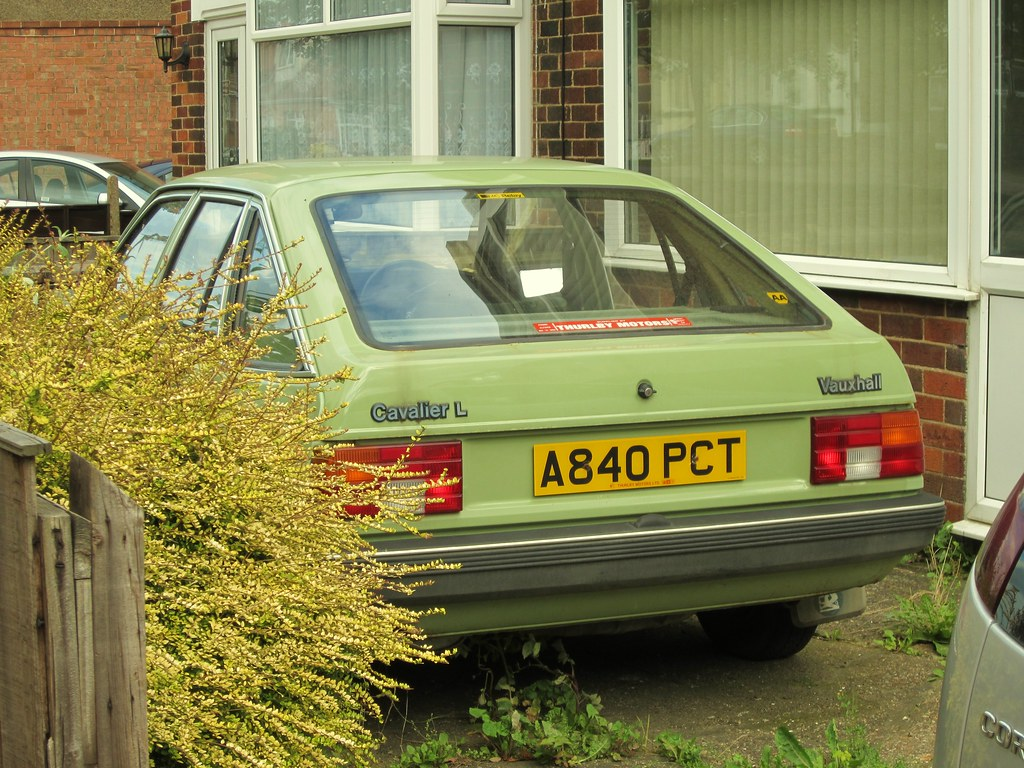 How To Get Rid Of A Car >> 1983 Vauxhall Cavalier 1.3 L Hatchback. | Looked very clean,… | Flickr