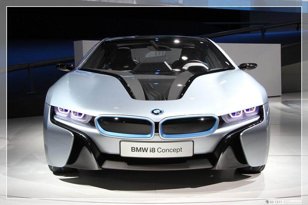2011 BMW i8 Concept (03) | Georg Sander | Flickr