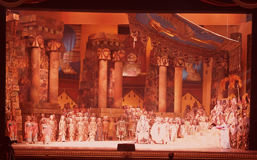 Aida (1968) © James McDougall/ROH 2011 | by Royal Opera House Covent Garden