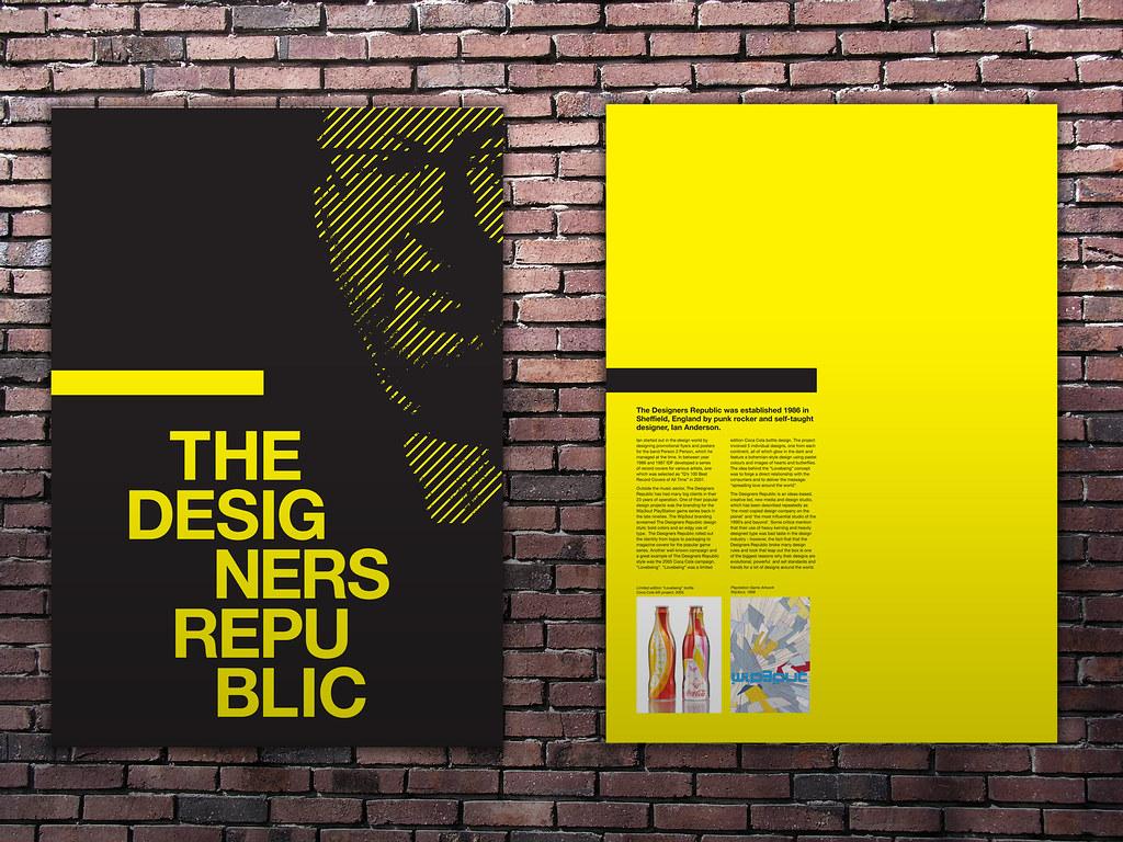 The designers republic mieke jonker flickr for The designers republic