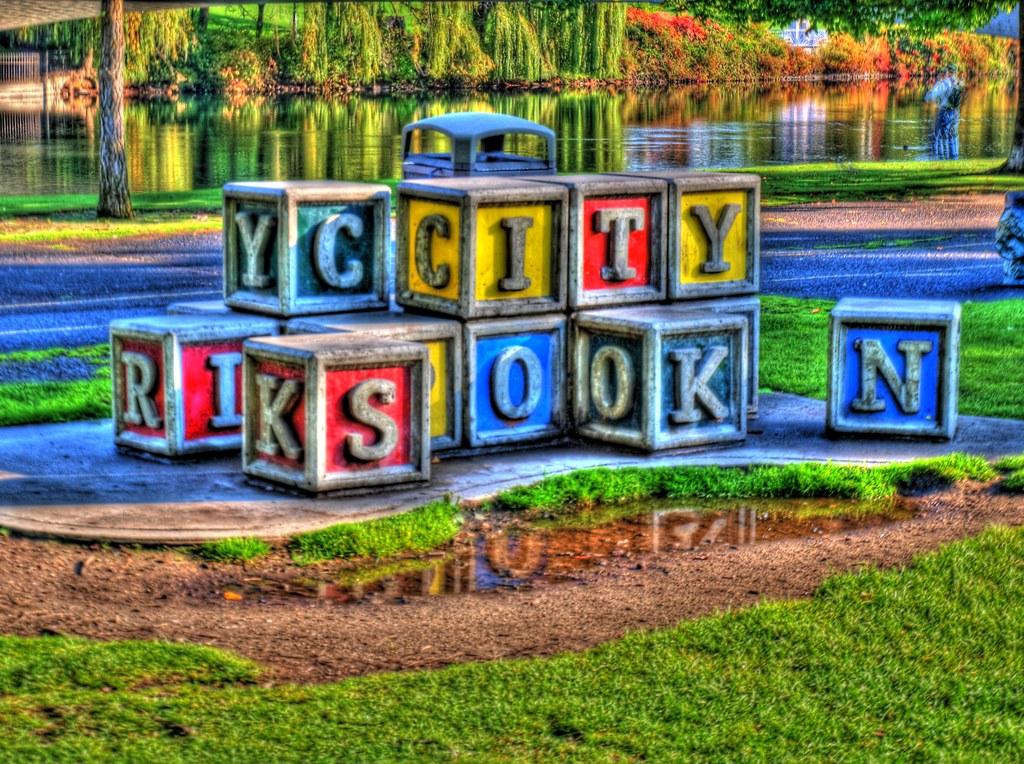 Riverfront Park Spokane Taken As Part Of The Worldwide