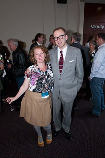 Stephanie Renwick and Arliss Renwick | by VIFFest
