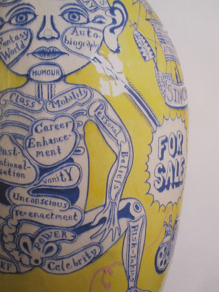 Photo the rosetta vase 2011 by grayson perry victoria flickr london photo the rosetta vase 2011 by grayson perry victoria miro gallery london reviewsmspy
