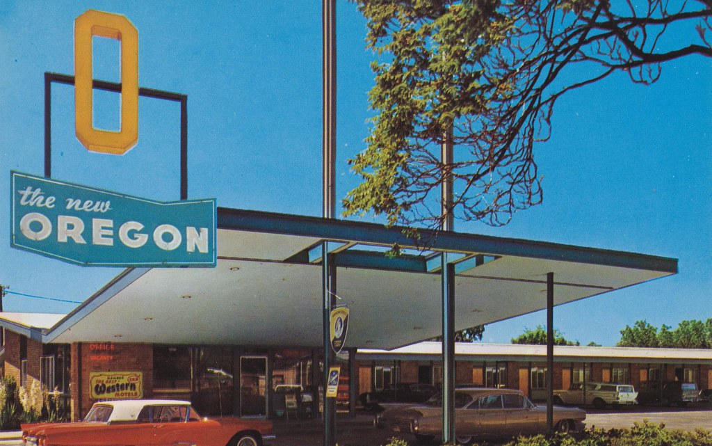 New Oregon Motel & Restaurant - Eugene, Oregon