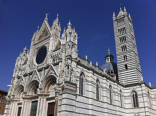 Duomo y campanile, Siena | by Anabelee