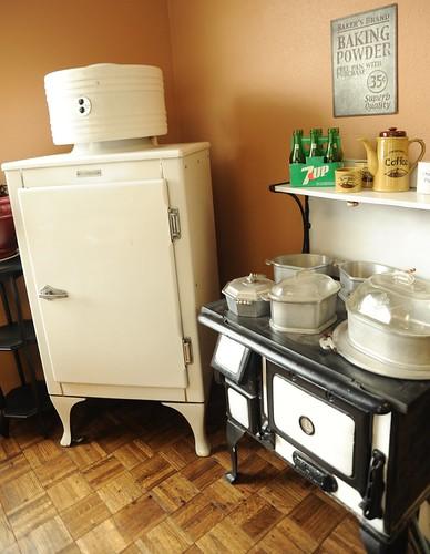 Kitchen Appliances Refrigerator