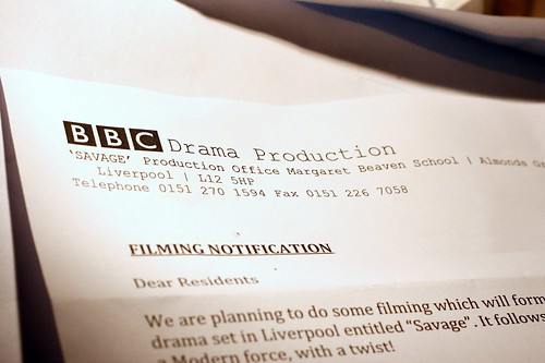 Project 365 #293: 201011 Ooh, We'll Be On The Telly! | by comedy_nose