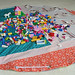 Lego storage bag/playmat