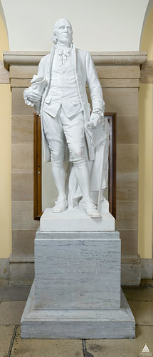 Caesar Rodney Statue | by USCapitol