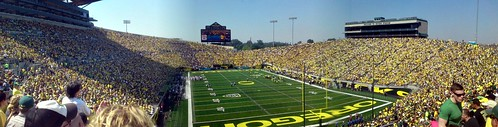 It never rains at Autzen Stadium | by daviddoctorrose