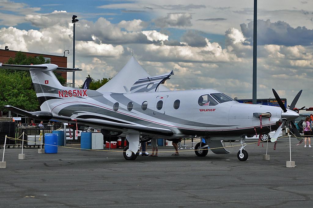 Pilatus Aircraft Ltd Pc 12 47e Pilatus Aircraft Ltd Pc