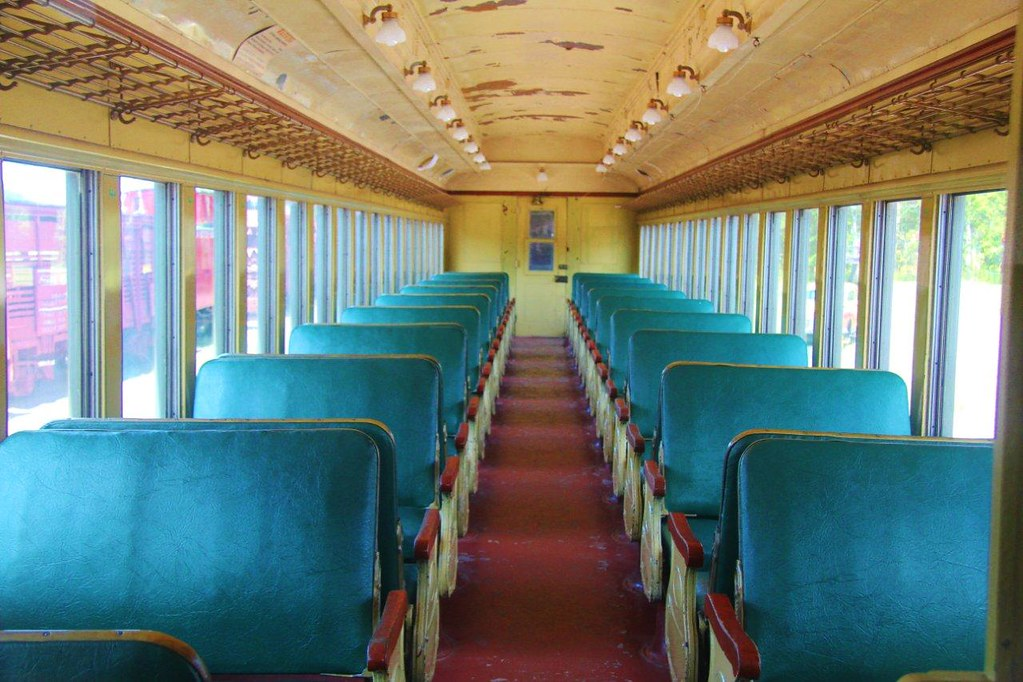 railroad passenger car interior interior of one of the man flickr. Black Bedroom Furniture Sets. Home Design Ideas