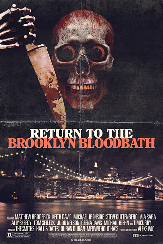 Return to the Brooklyn Bloodbath | by Aleks Ivic