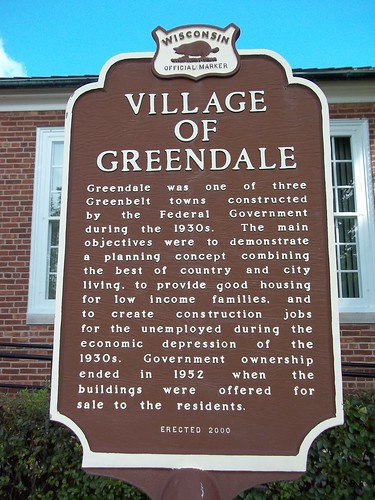 Village of Greendale, Wisconsin | by WI Squad Pics