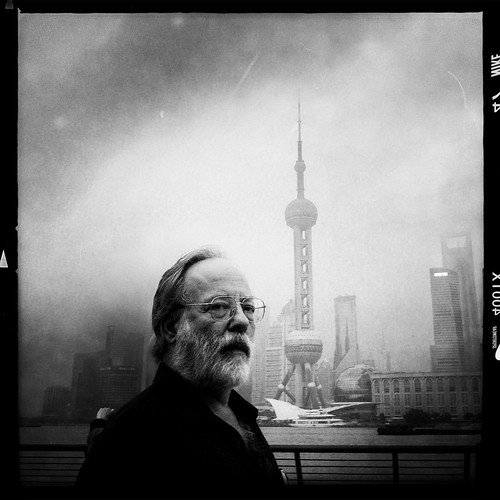 My Dad in Shanghai :: iPhone | by Jonathan Kos-Read